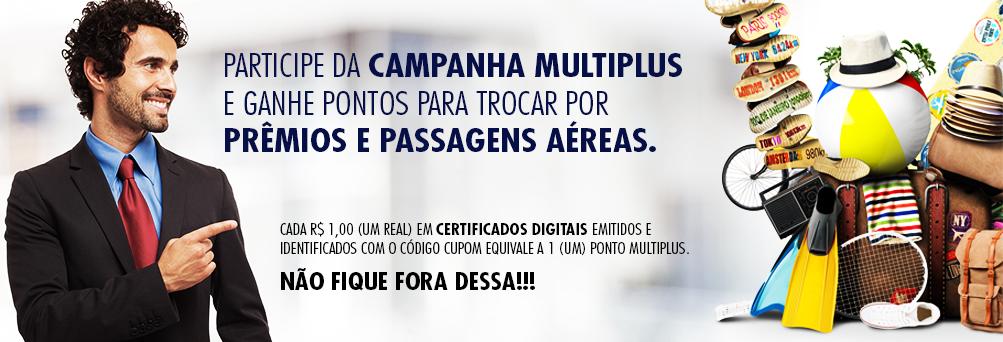 Campanha Multiplus